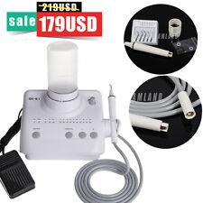 Dental Ultrasonic Piezo Scaler 2 Dosing Bottles Fit EMS WOODPECKER Handpiece Tip
