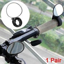 Biciclette rotante manubrio specchietto specchio retrovisore MTB Bici vista 360°