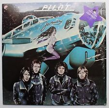 Pilot Bay City Rollers Sealed EMI LP 1975 Hype Sticker