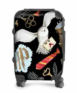 Harry Potter Inspired Designer Suitcase, Travel, Cabin Bag, Luggage, Holiday