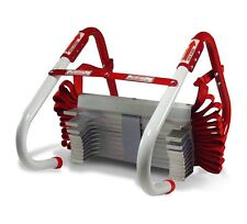 3 Story Stories Three-Story Safety Emergency Fire Escape Ladder Anti-Slip 25Ft