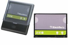Batterie de Rechange BLACKBERRY D-X1 DX-1 charging kit bundle pour Blackberry Storm Tour