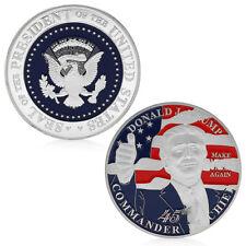 45e président des États-Unis Donald Trump Commémoratif Pièce de monnaie Jeton