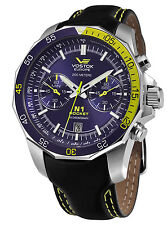 Vostok Europe Rocket N1 Men's Chronograph Chrono 6S21-2255253