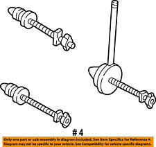 FORD OEM Headlamp-Front Lamps-Adjust Screw F7UZ13032AC