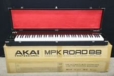Akai Mpk Road 88 Hammer Action 88-Note Usb Keyboard Controller
