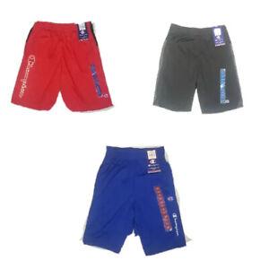 Champion Basketball Kids Athletic Shorts Apparel Gym NWT