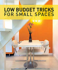 NEW Low Budget Tricks for Small Spaces by Montse Borras