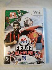 FIFA Soccer 09 All-Play (Nintendo Wii, 2008)
