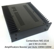 Mo.1516 Container New Electronics Amplifier Booster 100+100w LX 1516