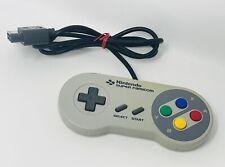 SNES Super Nintendo FAMICOM Official Original Controller Pad Gamepad.