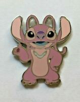 Disney Pin Badge Stich and Angel 2 Pin Set - Angel Only