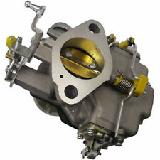 For Autolite1100 Carburetor Manual Choke Fits 64-68 Ford 200 223/262 inline 6cyl