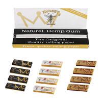 de bricolaje Moda Rolling paper Tabaco Pure Hemp Accesorio de cigarrillos