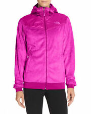 New Women's The North Face Oso Hooded Fleece Jacket Black Grey Pink Blue Green