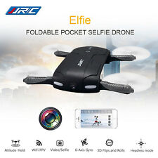 H37 Elfie Foldable RC Drone JJRC Selfie Camera Quadcopter With Battery Headless