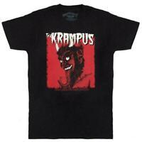 Krampus T-Shirt Goth Black Devil Satanic Evil Gothic Tee Kreepsville XL