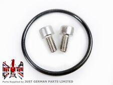 VW PASSAT - FIXING KIT 'O' RING & BOLTS FOR REAR BRAKE CALIPER MOTOR - 3C0998281