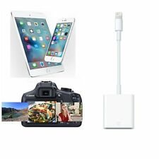 OTG SD Card Reader Digital Camera Reader Adapter Cable For iPad iPhone6/7 Plus