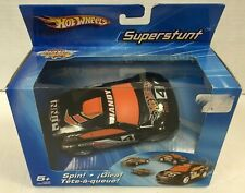 """2004 HOT WHEELS 5"""" SUPERSTUNT CAR #4 BRAND NEW IN BOX FREE SHIPPING!"""