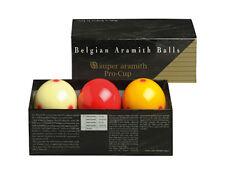 Aramith Pro Cup Carom Ball Set w/ Free Shipping