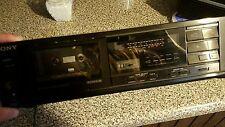 VINTAGE SONY HX Pro HIGH QUALITY Cassette Deck TC-RX400 Quick Auto Reverse