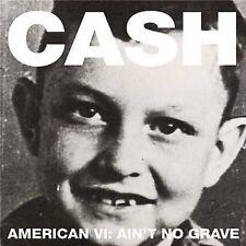 American VI: Ain't No Grave by Johnny Cash (Vinyl, Feb-2010, American)