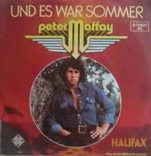 """7"""" 1976 KULT! PETER MAFFAY : Und es war Sommer /MINT-?"""