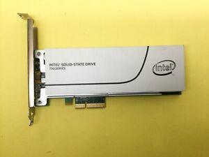 Intel 750 Serie 1.2TB Interne Nvme Pcie 3.0 Ent SSD SSDPEDMW012T4