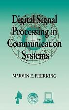 Digital Signal Processing in Communication Systems by Marvin E. Frerking (1994,
