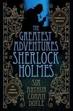 The Greatest Adventures of Sherlock Holmes (Hardcover)