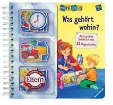 Was gehört wohin? von Irmgard Eberhard (2014, Ringbuch)