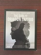 The Girl With The Dragon Tattoo BLU-RAY/DVD