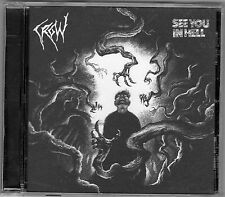See You In Hell / Crow - Split CD