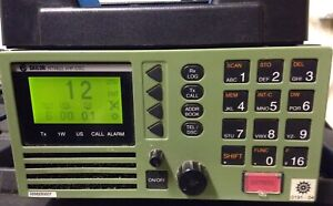 Sailor RT4822 Class A VHF DSC Radio System