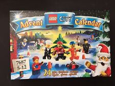 LEGO Town City Advent Calendar 7687