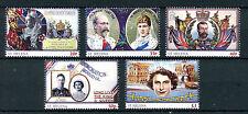 St Helena 2013 MNH Queen Elizabeth II Coronation 60th Anniv 5v Set Stamps