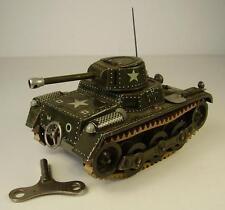 Originaler Blech GAMA Panzer TANK um 1950