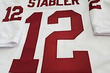 #00 Alabama College Custom Football Jersey Your Name&Number  SEWN-ON.