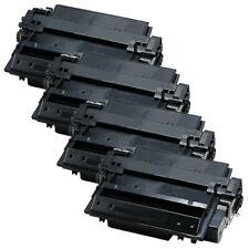 4x Toner XXL ProSerie für HP Q6511X Laserjet Troy 2420D 2420DT Secure 2420T Micr