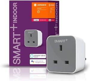 Ledvance Smart+ Indoor 13A Plug UK 3 Pin ZigBee Amazon Alexa (Check Description)