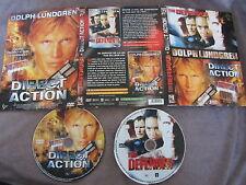 The Defender + Direct Action (Sidney J. Furie) avec Dolph Lundgren, 2DVD, Action