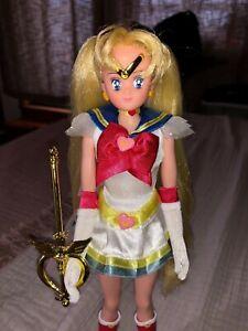 Super Sailor Moon Doll Irwin (2001)