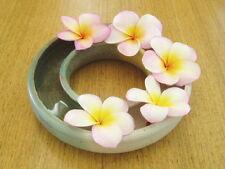 Frangipani Flower Ring - small - Handmade in Australia