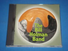 THE BILL HOLMAN BAND / RARE 1988 JAPAN CD JVC VDJ-1144 / JAZZ JAPON