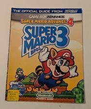 Super Mario Advance 4: Super Mario Bros  3 Nintendo Game Boy
