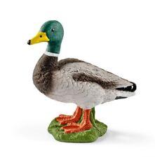 Drake malard duck 13824 farm  sweet tough strong Schleich anywheres a playground