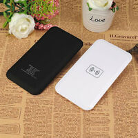 Qi Wireless Charger Pad Charging Receiver For Samsung Galaxy S3/4/5 Note234Ki rw