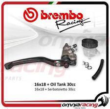 Brembo pompa freno ANT radiale 16X18 forgiata+switch e serbatoietto olio