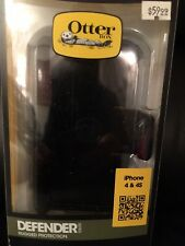 Iphone Otter Box 4/4s Defender Phone Clip